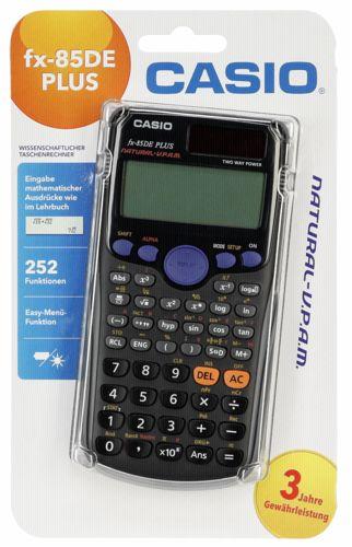 Casio Fx 85 Taschenrechner De Plus Portofrei Bei Bücherde Kaufen