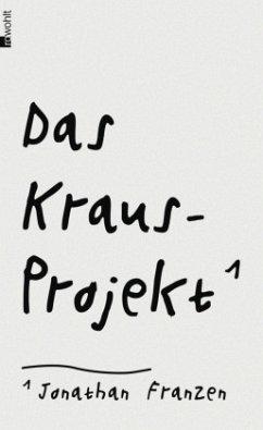 Das Kraus-Projekt - Franzen, Jonathan