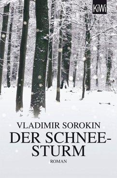 Der Schneesturm - Sorokin, Vladimir