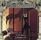 Zimmer 13 / Gruselkabinett Bd. 92 (1 Audio-CD)