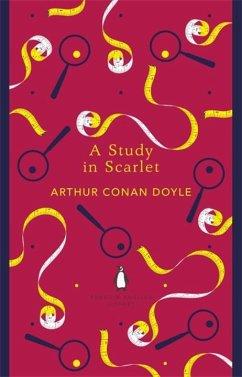 A Study in Scarlet. Penguin English Library Edition - Doyle, Arthur Conan