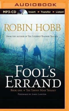 Fool's Errand - Hobb, Robin
