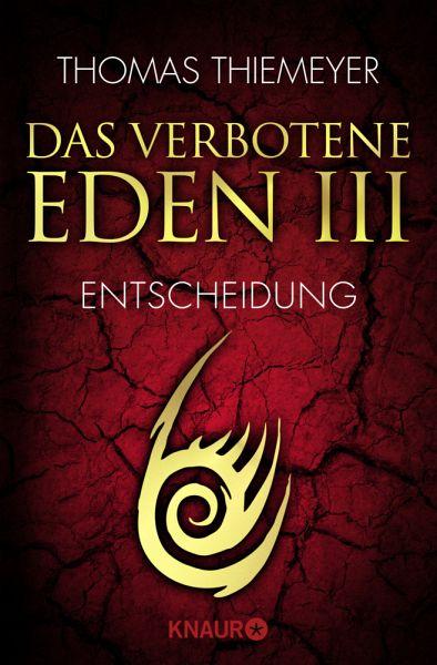 Buch-Reihe EDEN Trilogie