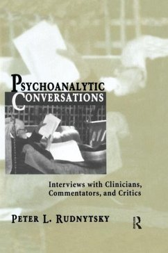 Psychoanalytic Conversations - Rudnytsky, Peter L.