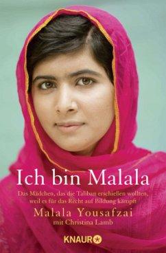 Malala Yousafzai: Ich bin Malala