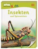 Insekten und Spinnentiere / memo Kids Bd.4