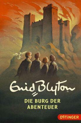 Enid Blyton - Die Burg Der Abenteuer
