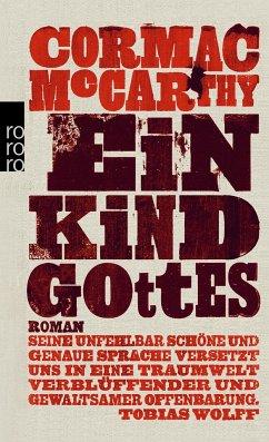 Ein Kind Gottes - McCarthy, Cormac