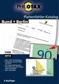 Plattenfehler-Katalog Bund+Berlin