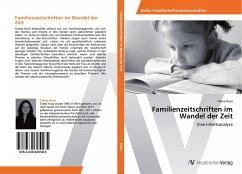 Familienzeitschriften im Wandel der Zeit - Husa, Tabea