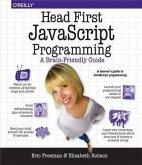Head First JavaScript Programming (eBook, PDF)