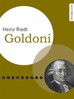 Goldoni (eBook, ePUB) - Riedt, Heinz
