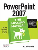 PowerPoint 2007: The Missing Manual (eBook, ePUB)