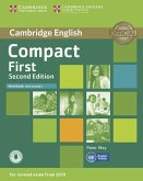 Compact First. Workbook with answers and downloadable audio