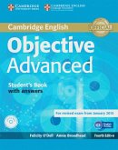 Objective Advanced. Student's Book with answers with CD-ROM