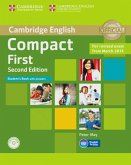 Compact First. Student's Book with answers with CD-ROM