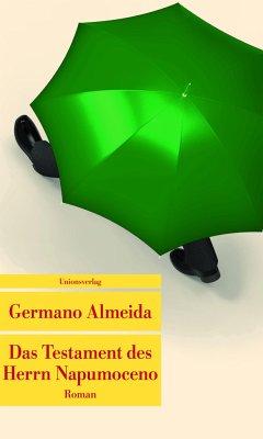 Das Testament des Herrn Napumoceno - Almeida, Germano