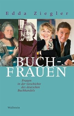 Buchfrauen - Ziegler, Edda