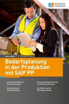 Bedarfsplanung in der Produktion mit SAP PP (eB...