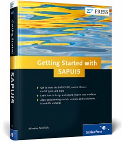 Getting Started with SAPUI5 - Antolovic, Miroslav