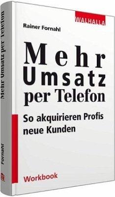 Abschlusstechniken am Telefon - Fornahl, Rainer
