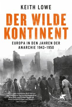 Der wilde Kontinent (eBook, ePUB) - Lowe, Keith