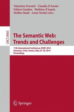 The Semantic Web: Trends and Challenges