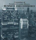 Chronology of Twentieth-Century History: Business and Commerce (eBook, PDF)