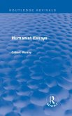 Humanist Essays (Routledge Revivals) (eBook, PDF)
