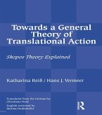 Towards a General Theory of Translational Action (eBook, PDF)