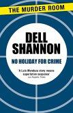 No Holiday for Crime (eBook, ePUB)