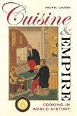 Cuisine and Empire (eBook, ePUB)