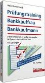 Prüfungstraining Bankkauffrau/Bankkaufmann
