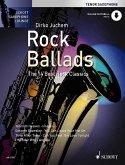Rock Ballads, Tenor-Saxophon und Klavier