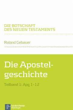 Die Apostelgeschichte - Gebauer, Roland