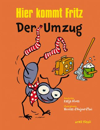 Buch-Reihe Hier kommt Fritz