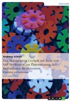 Konzeption und Realisierung eines Management Cockpits auf Basis von SAP NetWeaver zur Unterstützung des Performance Measurement (eBook, ePUB)