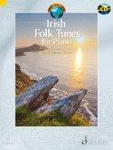 Irish Folk Tunes for Piano, m. Audio-CD