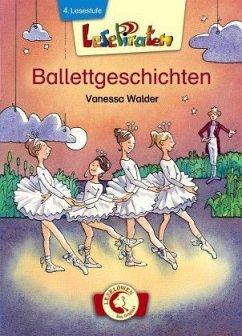 Lesepiraten - Ballettgeschichten - Walder, Vanessa