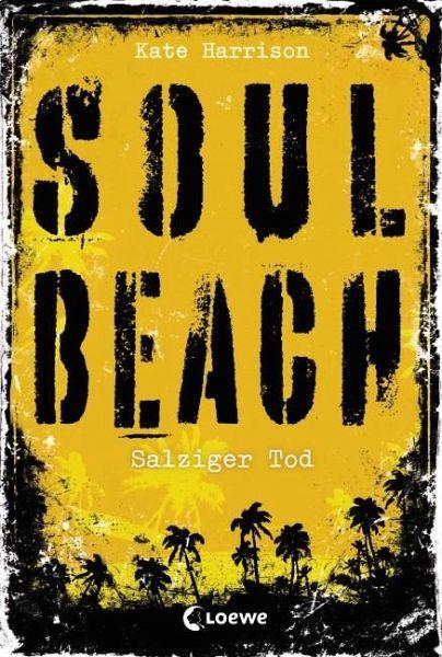 Buch-Reihe Soul Beach von Kate Harrison