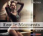 Erotic Moments, 5 Audio-CDs (Big Box)