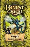 Vespix, Stacheln der Angst / Beast Quest Bd.36