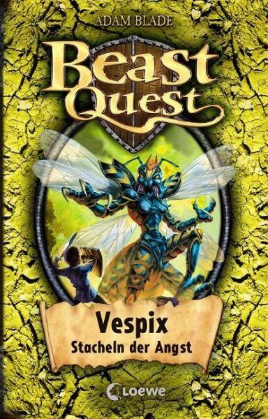 vespix stacheln der angst  beast quest bd36 von adam