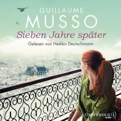 Sieben Jahre später, 5 Audio-CDs - Musso, Guillaume