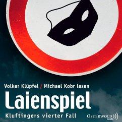 Laienspiel / Kommissar Kluftinger Bd.4 (3 Audio-CDs) - Klüpfel, Volker; Kobr, Michael