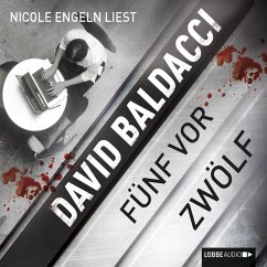 fünf vor zwölf / Maxwell & King Bd.5 (MP3-Download) - Baldacci, David