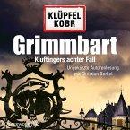 Grimmbart / Kommissar Kluftinger Bd.8 (10 Audio-CDs)