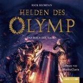 Das Haus des Hades / Helden des Olymp Bd.4 (MP3-Download)