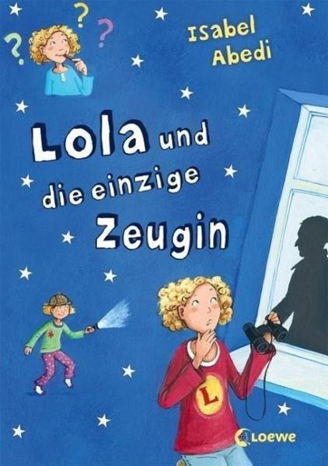 Buch-Reihe Lola von Isabel Abedi