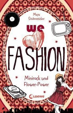 we love fashion - Minirock und Flower-Power - Seidensticker, Maya